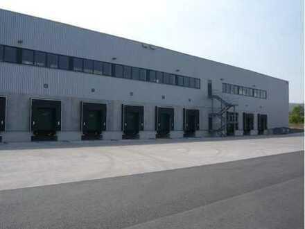 Logistikflächen direkt an der A7