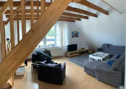 Schöne 4-Zimmer-Maisonette-Wohnung mit EBK in Neustadt am rübenberge