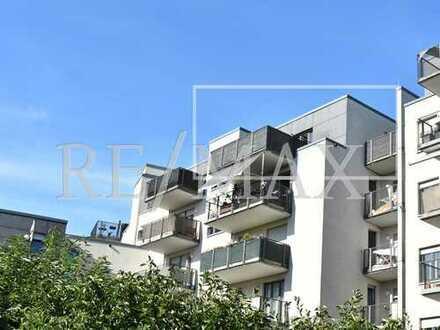 Sonnige Dachwohnung am Europaviertel
