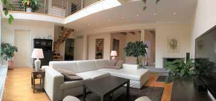 Penthouse-Maisonette Wohnung in Haidhausen