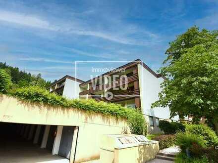 **Gemütliche 3,5-Zimmer-Whg. mit Balkon und Garage in idyllischer Schwarzwaldlage von Enzklösterle**