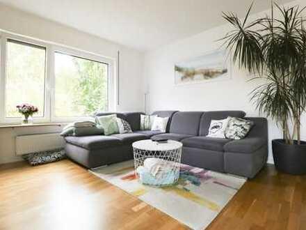 Komplett saniert - 3 Zimmer-Wohnung mit Loggia