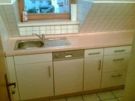 Gepflegte 3-Raum-Penthouse-Wohnung mit Einbauküche in Ergoldsbach