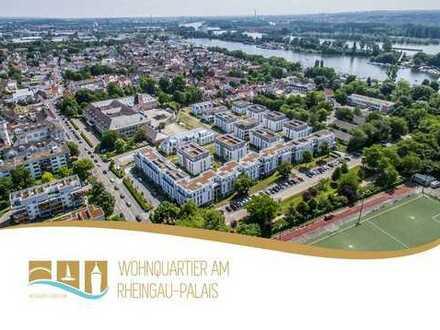 """Gemütliche 2,5 Zimmer-Wohnung im """"Wohnquartier Rheingaupalais"""""""