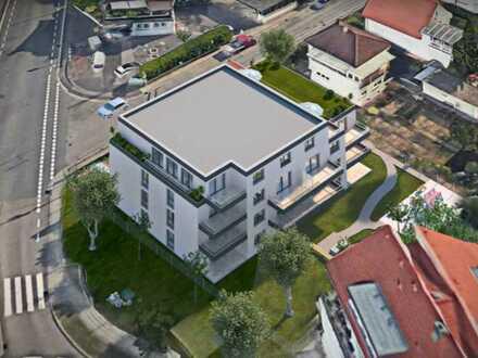 Neubau 2021! Urbane Appartements im Zentrum von Wiesloch