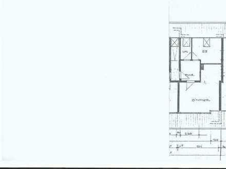 Schöne, gepflegte 2-Zimmer-Dachgeschosswohnung zur Miete in Olpe