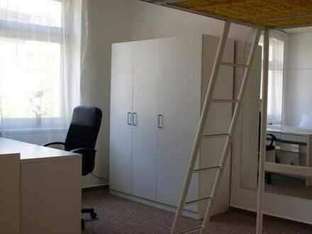 1-Zimmer Appartement möbliert zentral gelegen
