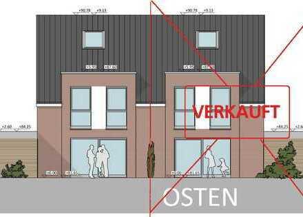 Neu, modern und PROVISIONSFREI Doppelhaushälfte in Legden