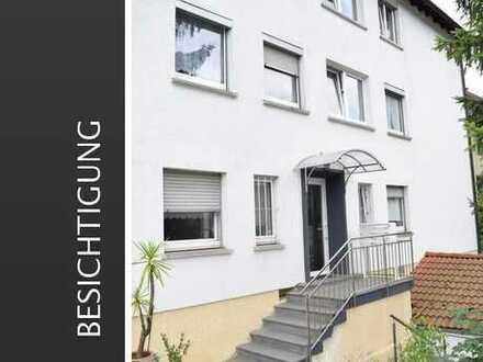 Bezugsfreie helle 3 Zimmer-Wohnung in Bad-Cannstatt mit Garage