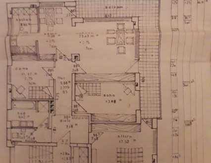 Preiswerte, gepflegte 4-Zimmer-Wohnung mit Balkon in Regensburg - Harting