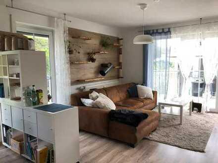Schöne, geräumige drei Zimmer Wohnung in Wolfersdorf (Kreis Freising)