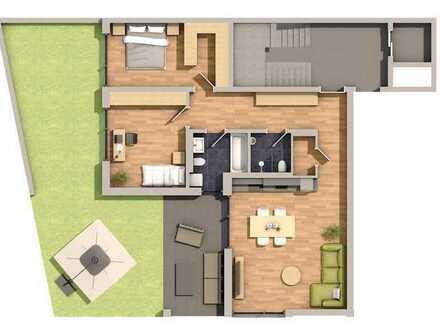 Wohnung 01 | 102,05m² | 3 Zimmer