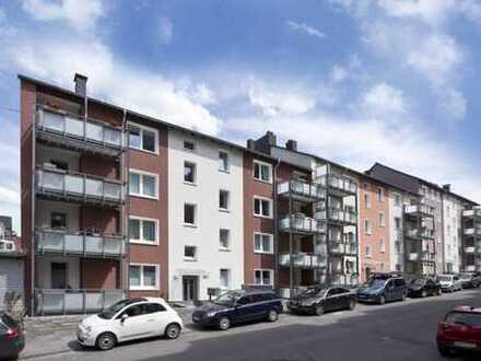 MODERNISIERTE 2 1/2 ZIMMER Wohnung mit BALKON