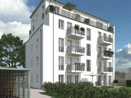 Neues Baugruppenprojekt- das Grundstück wurde gekauft: Helle Maisonette mit vier Balkonen