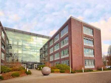 Neues Büro gesucht? Helle, flexibel aufteilbare und effiziente Büroflächen in Flughafennähe!