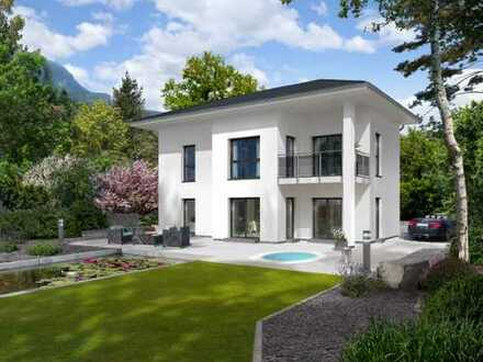 CityVilla inklusive Grundstück in bester Lage - zum Wohnen oder als Kapitalanlage?
