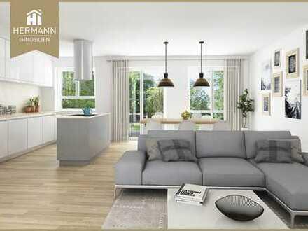Neubau Erstbezug! Moderne 3 Zi.-Wohnung mit Balkon in Aschaffenburg