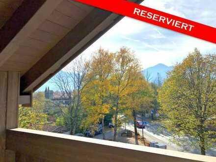 Penthouse über den Dächern von Bad Wiessee