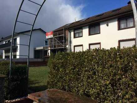 Attraktive 5-Zimmer-Erdgeschosswohnung mit Balkon und Gartenzugang in Hammersbach