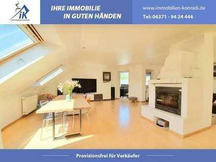 Traumhafte Eigentumswohnung auf zwei Ebenen in Otterberg
