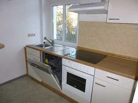Wohnung mit Einbauküche in ruhiger Wohnlage
