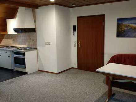 1 Zimmer Appartement möbliert