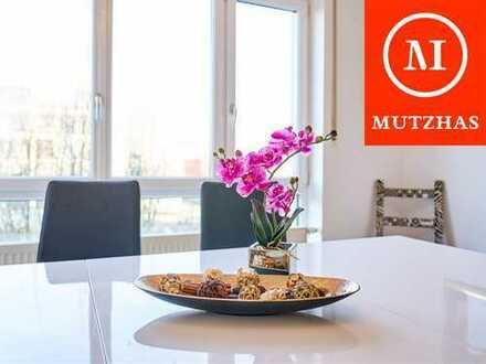 MUTZHAS - Großzügige 4-Zimmer-Wohnung in geborgener Münchner Stadtlage