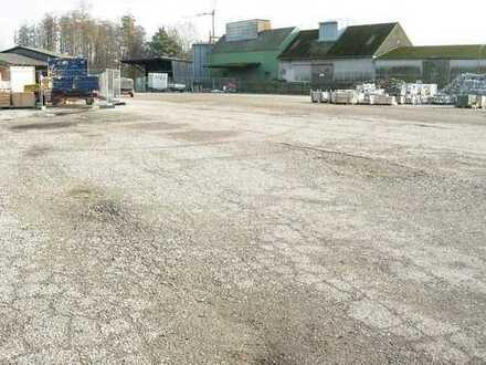 Freiflächen / Parkplätze und Unterstellplätze zu vermieten