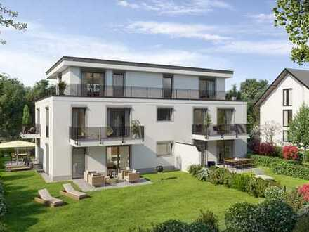 Stilvolle Gartenwohnung mit 3 Zimmern
