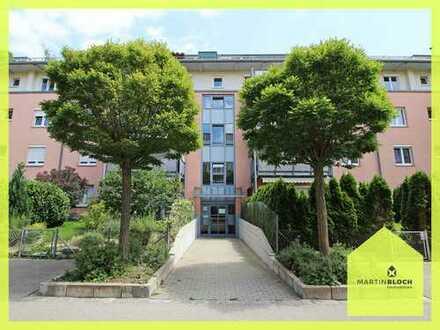 Helle 3-Zimmer EG-Wohnung mit Garten