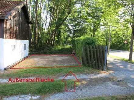 !Aussenlagerfläche! Als Lager oder Abstellfläche im Freien in 81476 München / Forstenried
