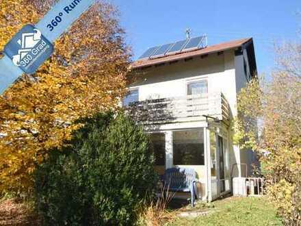Großzügige Doppelhaushälfte in Sulzberg - Nahe Öschlesee
