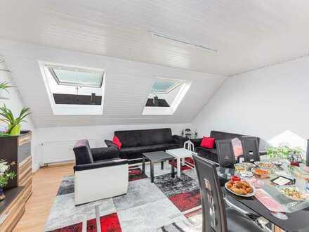 Schöne 3 Zimmer- Dachgeschosswohnung! Solide Kapitalanlage!