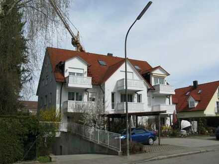 Stilvolle, gepflegte 2-Zimmer-Wohnung in Pfaffenhofen an der Ilm