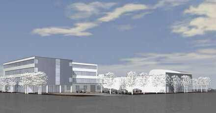 WESTPOINT Business Center: Attraktive Büro-/Praxis-/Gewerbeflächen im Sheridan-Gewerbepark!
