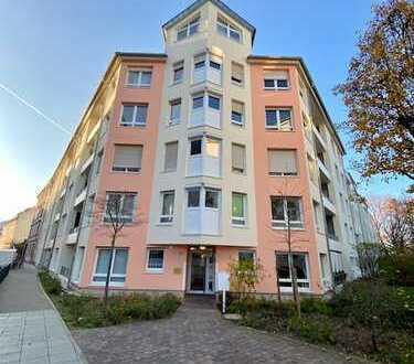 Verkauf schöner 1-Zimmerwohnung mit Balkon im 2. OG