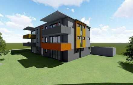 Attraktive Neubauwohnung im Erdgeschoß eines modernen Mehrfamilienhauses
