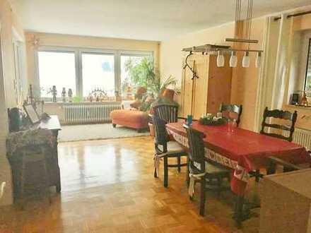 Schöne helle 5-Zimmer-Wohnung mit großer Terrasse in Weißensberg