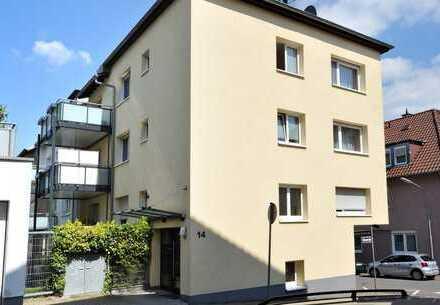 Pforzheim-Weiherberg: 3-Zimmer-Wohnung in kleinem Objekt