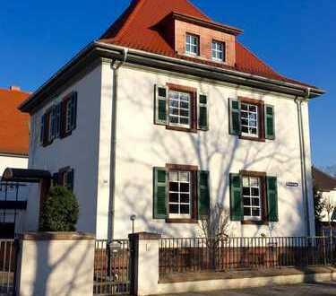 RESERVIERT Charmantes Stadthaus in top Zustand - nur 25 km bis Mannheim