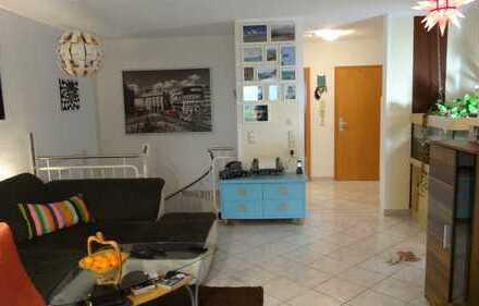 Ansprechende - Hochparterre- 3-Zimmer-Wohnung mit Terrasse in Koblenz-Güls