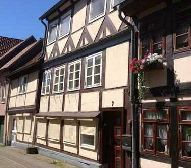 Fachwerk-EFH zur Miete in der Wolfenbütteler Altstadt, 120 m² Wfl.+ weitere Nutzflächen