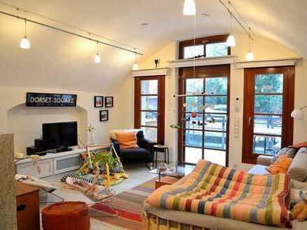 Erdgeschosswohnung auf 2 Etagen mit 90m² im beliebten Fischerviertel!