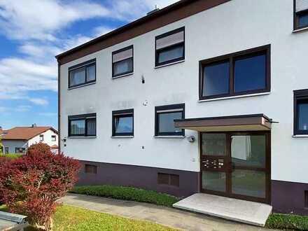 Wohntraum: Ruhige 2-Zimmer-Wohnung in guter Lage