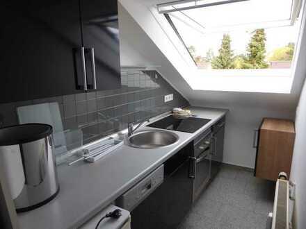 Helle 3-Zimmer-Dach-Etagenwohnung