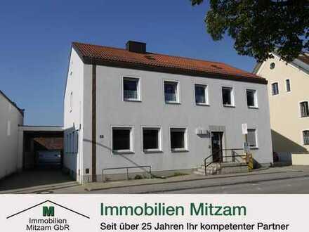 Erdgeschoss: Laden- /Büro- /Praxisräume in Top Lage von Beilngries (Altmühltal)
