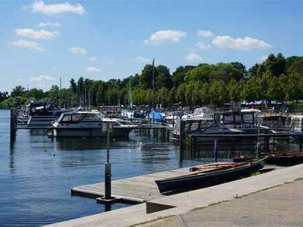 Vermietet bis 2030 direkte Wasserlage inkl. 2 KFZ-Stellplätze