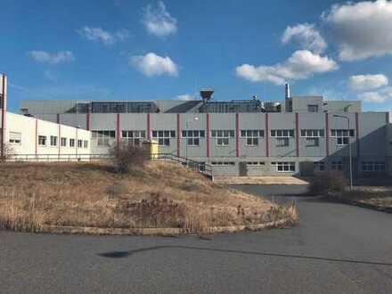Multifunktionscenter - Büro / Lager / Spedition / Grundstück