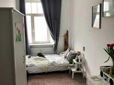 Möbliertes 12 qm Zimmer in netter 3 WG