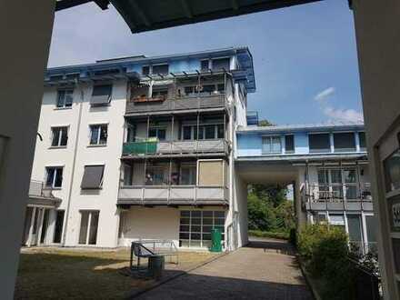 Schöne 2 Zimmerwohnung im Erdgeschoss mit Terrasse, offene Küche und Tiefgaragenstellplatz ......